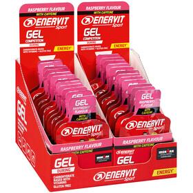 Enervit Boîte Gels sport 24 x 25ml, raspberry